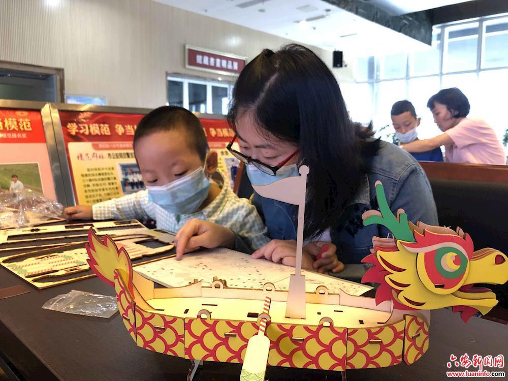 【网络中国节·端午】体验非遗文化&nbsp庆祝端午佳节